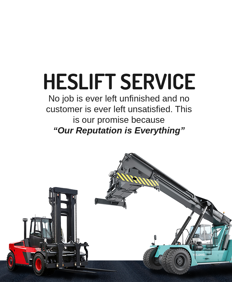 Forklift Repair Slider Image